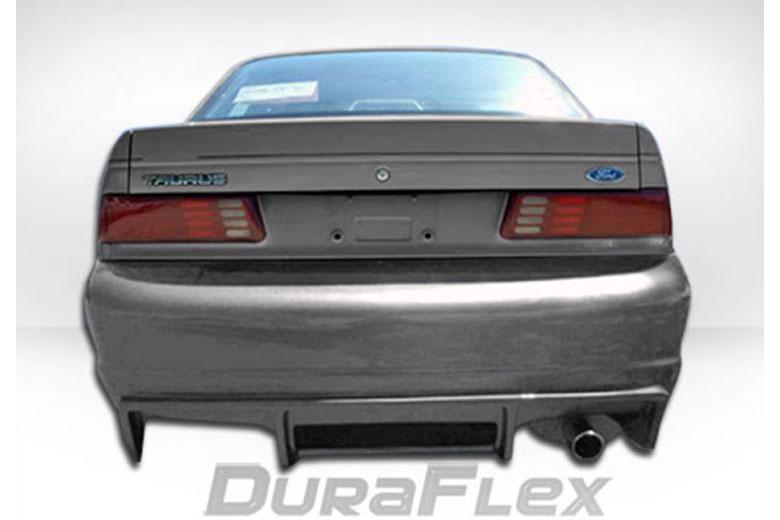 1990 Ford Taurus Duraflex Street Bomber Bumper (Rear)