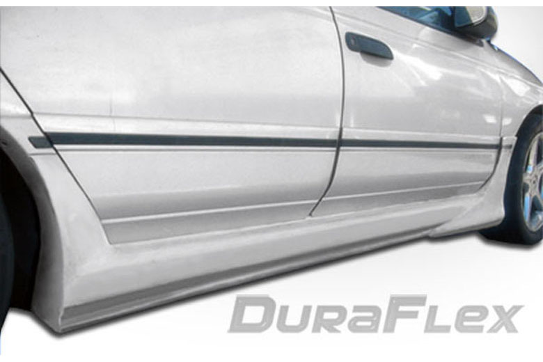 1990 Ford Taurus Duraflex Street Bomber Sideskirts