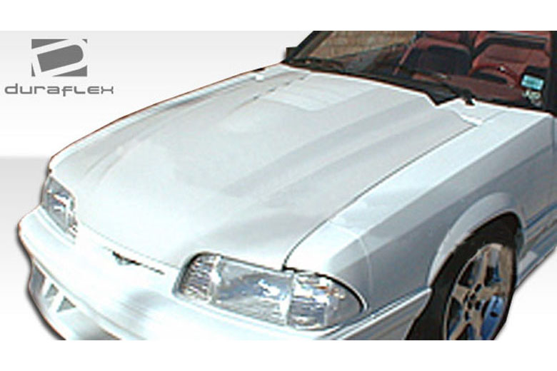 1990 Ford Mustang Duraflex Cobra R Hood