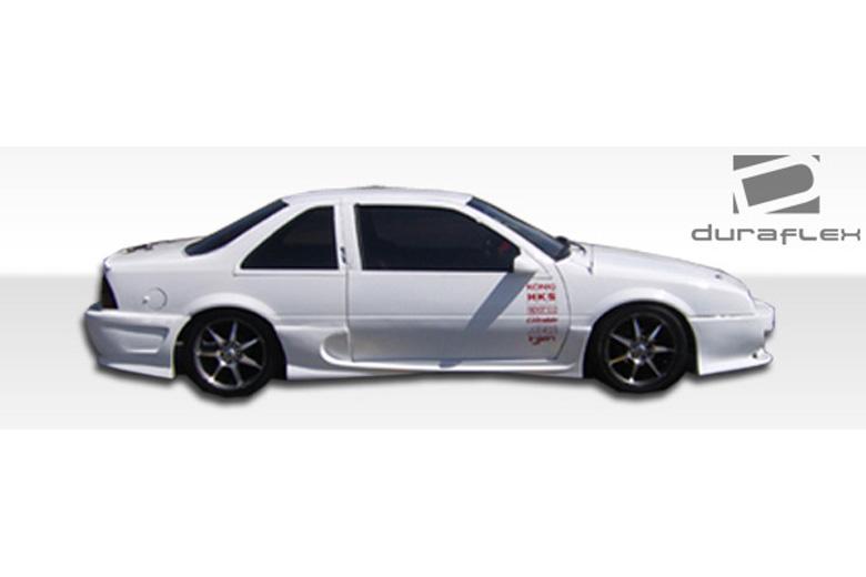 1993 Chevrolet Beretta Duraflex Vader Sideskirts