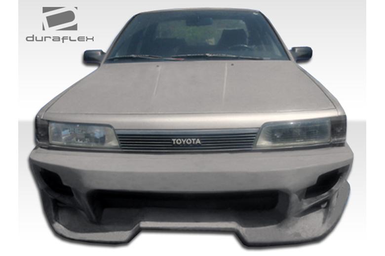 1988 Toyota Camry Duraflex Vader Bumper (Front)