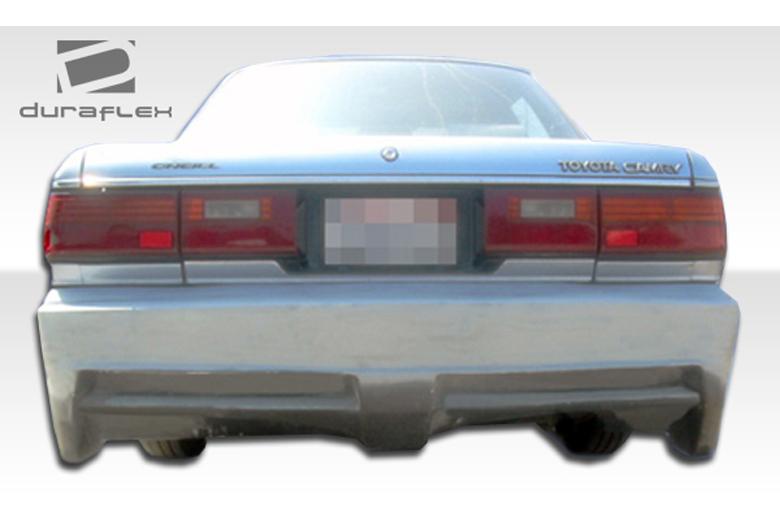 1988 Toyota Camry Duraflex Xtreme Bumper (Rear)