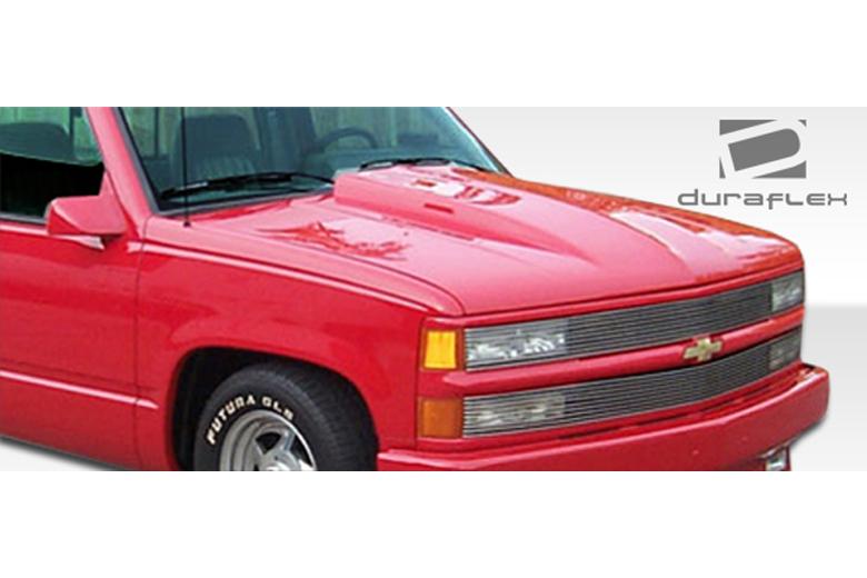 1998 Chevrolet Suburban Duraflex Cowl Hood
