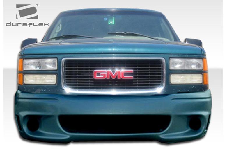 1998 Chevrolet Suburban Duraflex Lightning SE Bumper (Front)