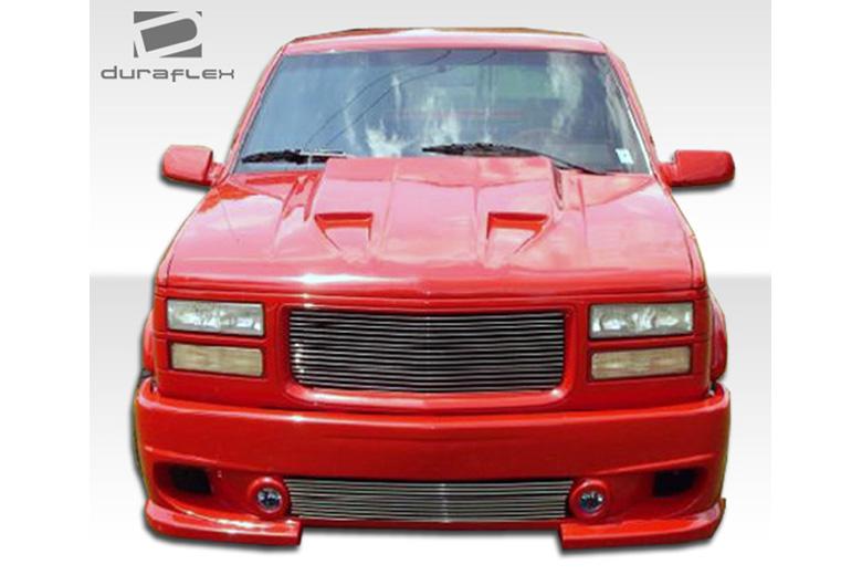 1993 GMC CK Duraflex Phantom Bumper (Front)