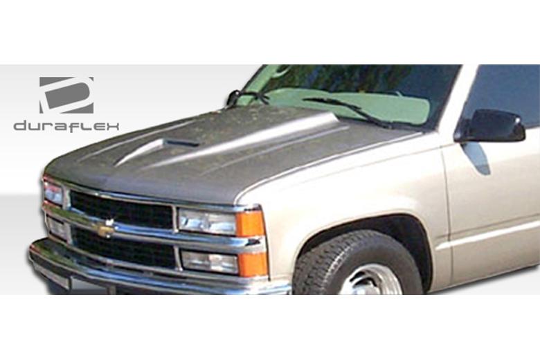 1991 Chevrolet Suburban Duraflex Ram Air Hood