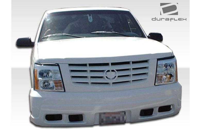 1998 Chevrolet Suburban Duraflex Escalade Conversion Bumper (Front)