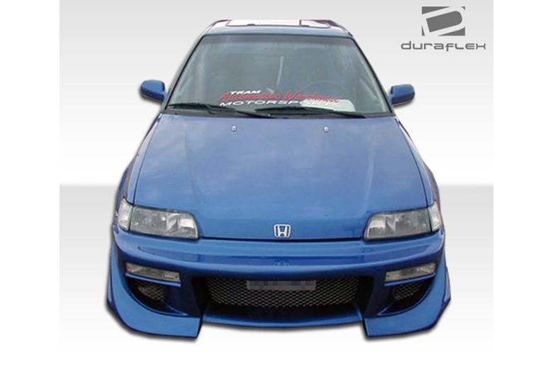 1991 Honda Civic Duraflex Blits Bumper (Front)