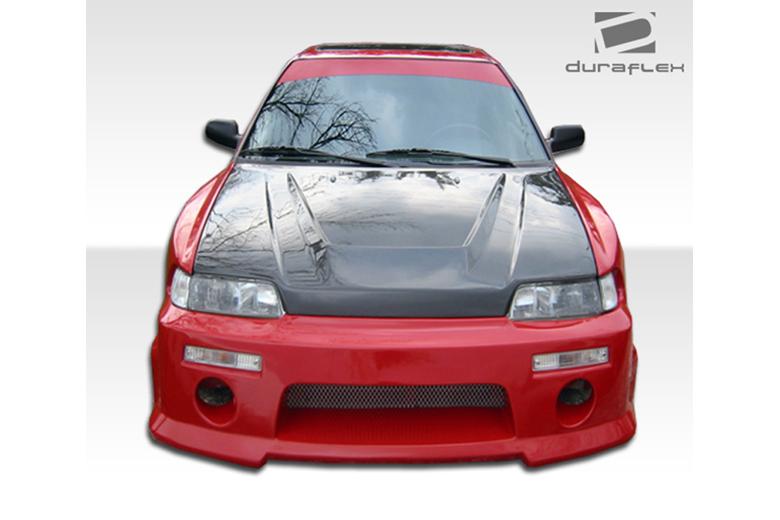 1991 Honda Civic Duraflex Feelz Bumper (Front)