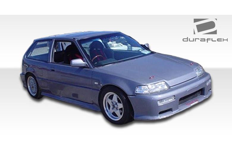 1991 Honda Civic Duraflex Type M Bumper (Front)