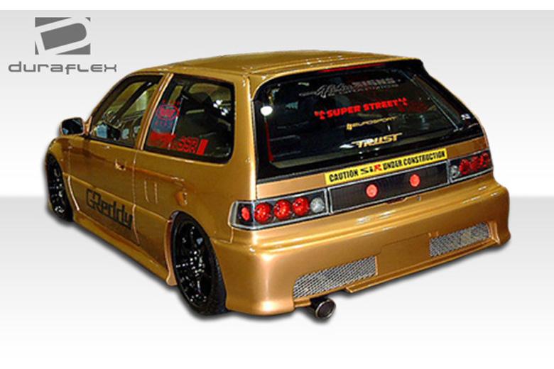 1991 Honda Civic Duraflex Type M Bumper (Rear)
