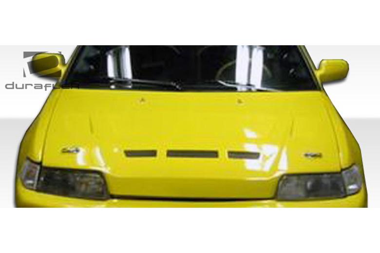 1991 Honda Civic Duraflex Predator Hood