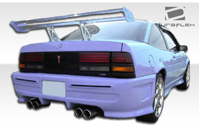 1990 Chevrolet Cavalier Duraflex Type X Bumper (Rear)