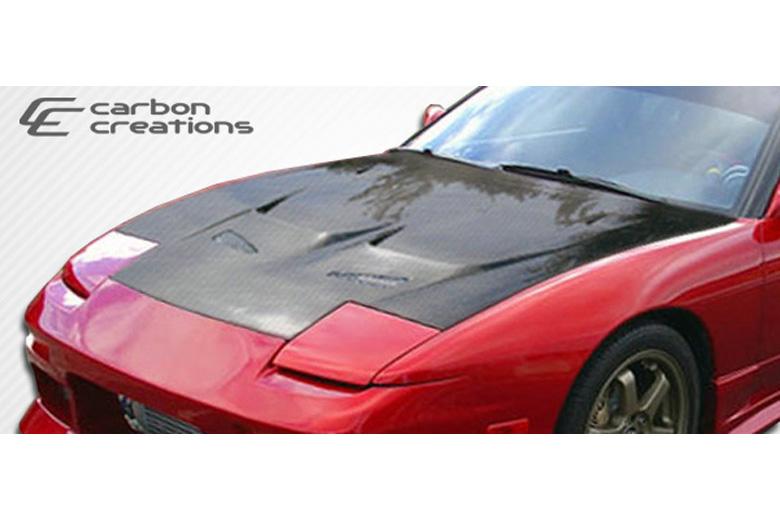 1993 Nissan 240SX Carbon Creations J-Spec Hood