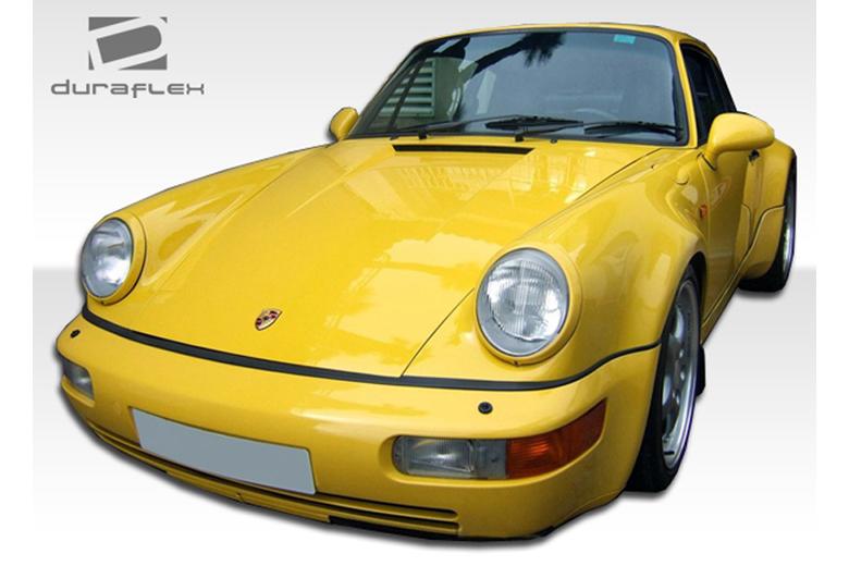 1993 Porsche 911 Duraflex Turbo Look Bumper (Front)