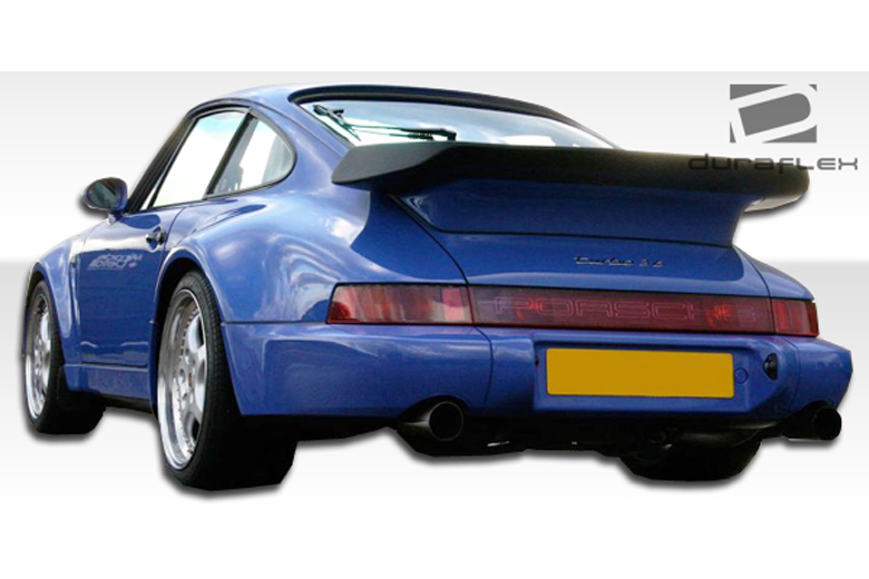 1991 Porsche 911 Duraflex Turbo Look Bumper (Rear)