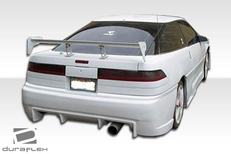 1991 Ford Probe Duraflex Buddy Bumper (Rear)