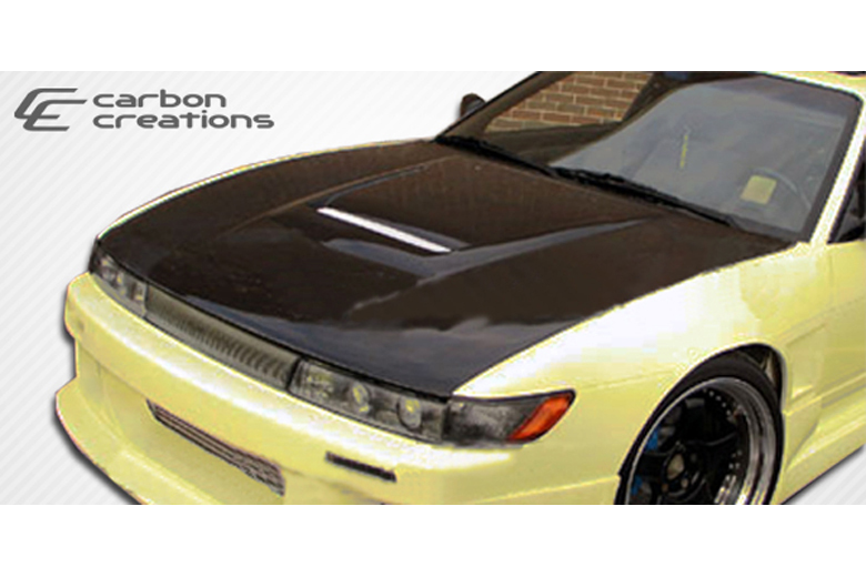 1992 Nissan 240SX Carbon Creations M-1 Hood
