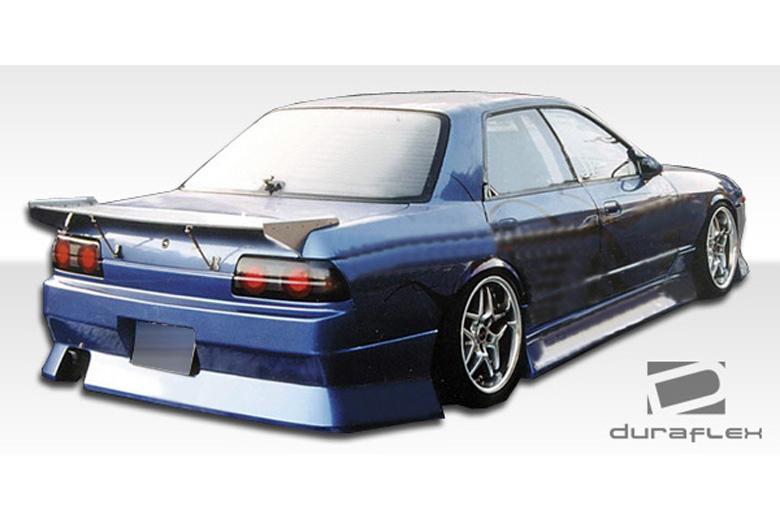 1994 Nissan Skyline Duraflex B-Sport Sideskirts