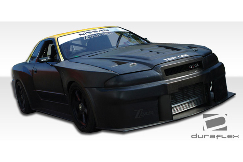 1991 Nissan Skyline Duraflex GTR500 Body Kit