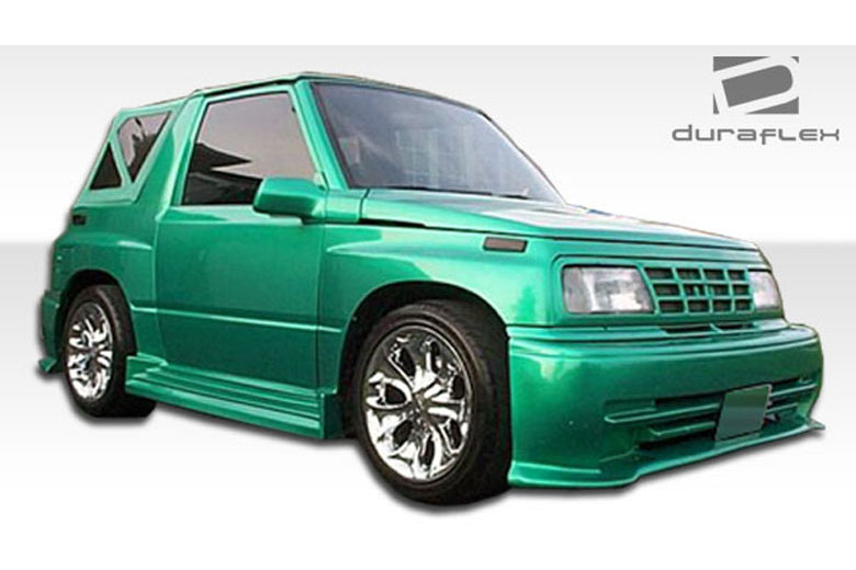 1992 Geo Tracker Duraflex Stalker Body Kit