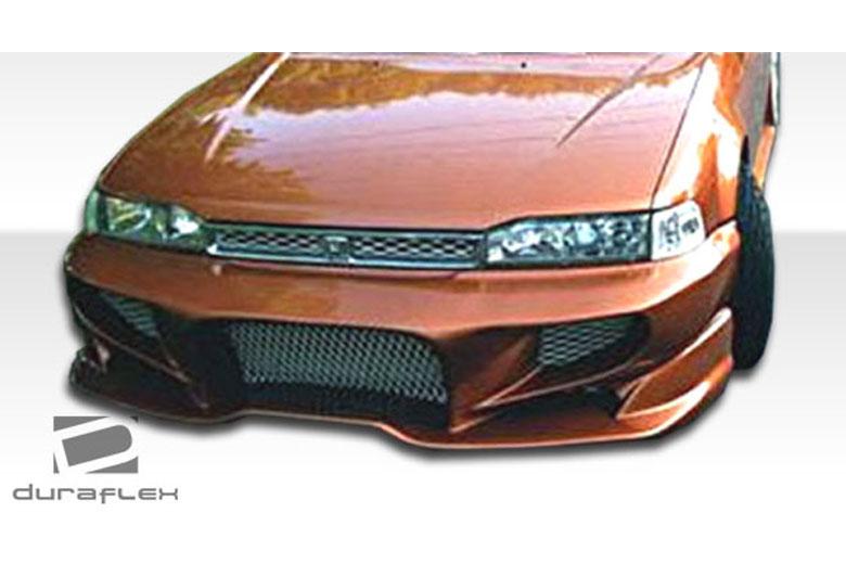 1990 Honda Accord Duraflex Aggressive Bumper (Front)