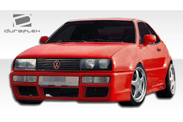 1992 Volkswagen Corrado Duraflex R-1 Bumper (Front)