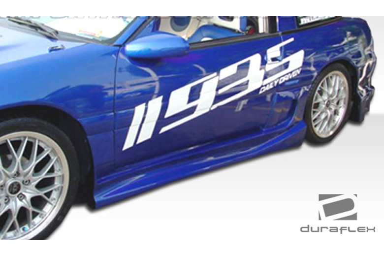 1992 Mitsubishi Eclipse Duraflex Drifter Sideskirts