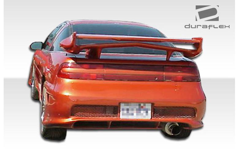 1992 Mitsubishi Eclipse Duraflex Kombat Bumper (Rear)