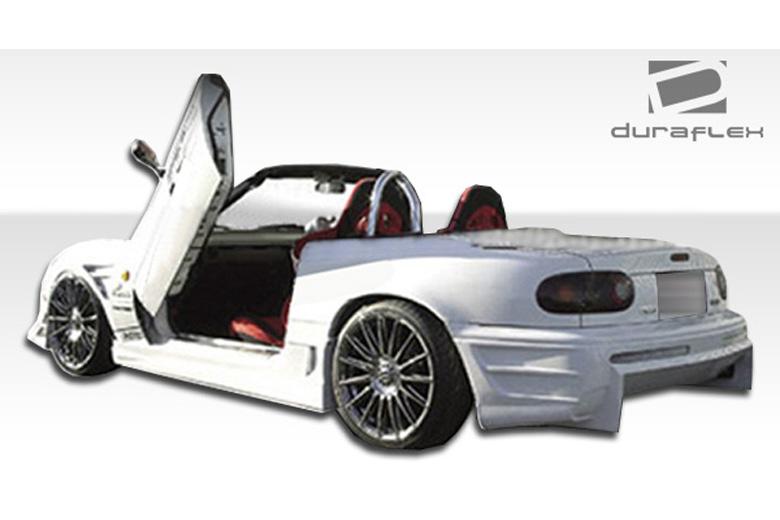 1992 Mazda Miata Duraflex VX Bumper (Rear)