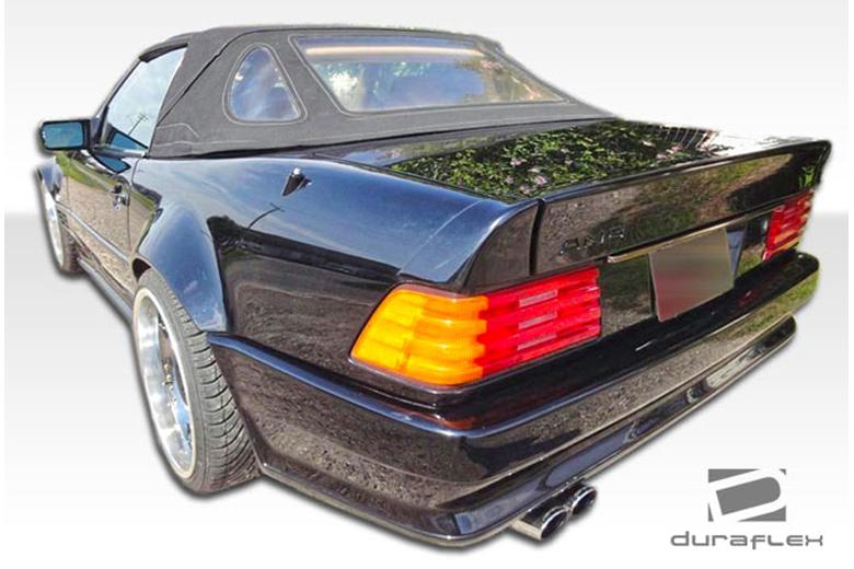 1996 Mercedes SL-Class Duraflex AMG2 Look Bumper (Rear)