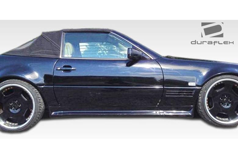 2002 Mercedes SL-Class Duraflex AMG2 Look Sideskirts