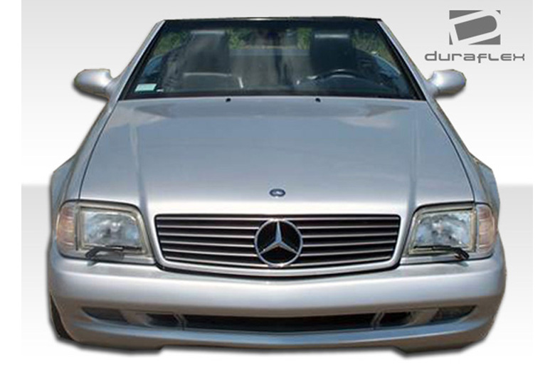 2002 Mercedes SL-Class Duraflex AMG Look Bumper (Front)