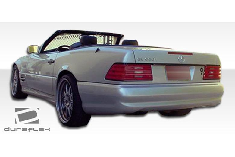 1996 Mercedes SL-Class Duraflex AMG Look Bumper (Rear)