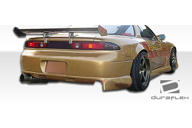 1998 Mitsubishi 3000GT Duraflex Fighter Bumper (Rear)