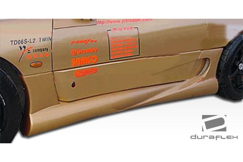 1994 Dodge Stealth Duraflex Fighter Sideskirts