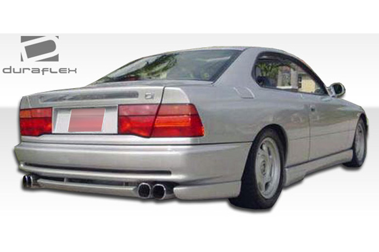 1992 BMW 8-Series Duraflex AC-S Rear Lip (Add On)