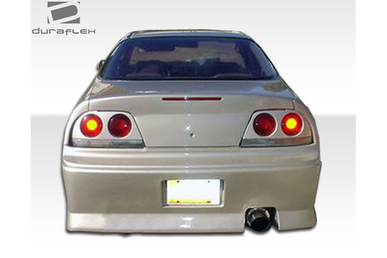 2001 Acura Legend Duraflex Mag Bumper (Rear)