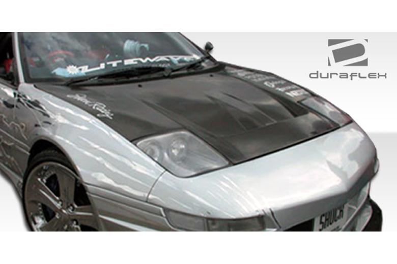 1991 Toyota MR2 Duraflex Euro Light Conversion Housings