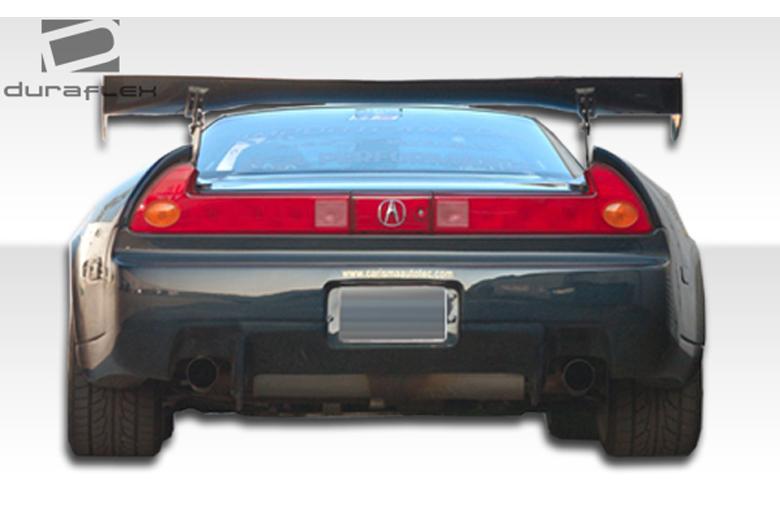 2004 Acura NSX Duraflex GT300 Bumper (Rear)