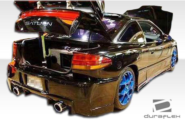 1996 Saturn SC2 Duraflex Buddy Bumper (Rear)