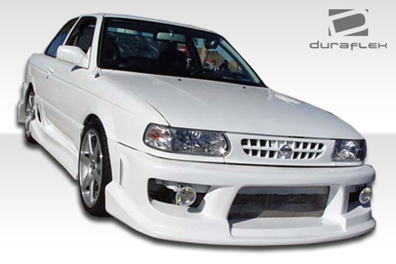 1992 Nissan Sentra Duraflex Drifter Bumper (Front)