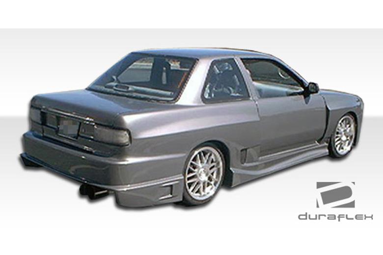 1991 Nissan Sentra Duraflex Drifter Bumper (Rear)