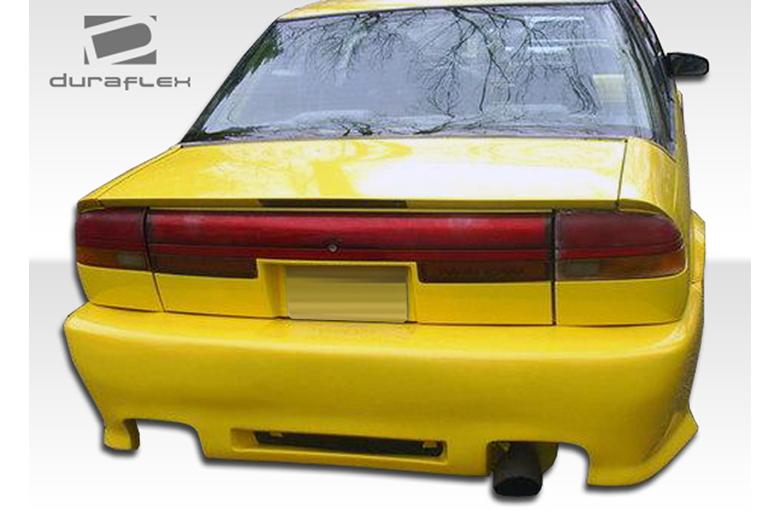 1992 Saturn SL Duraflex Walker Bumper (Rear)
