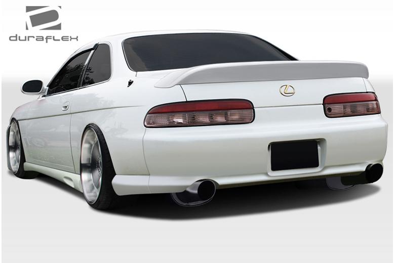 1995 Lexus SC Duraflex AB-F Bumper (Rear)