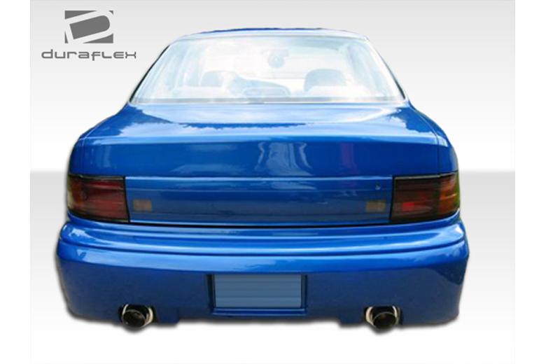 1996 Toyota Camry Duraflex Swift Bumper (Rear)
