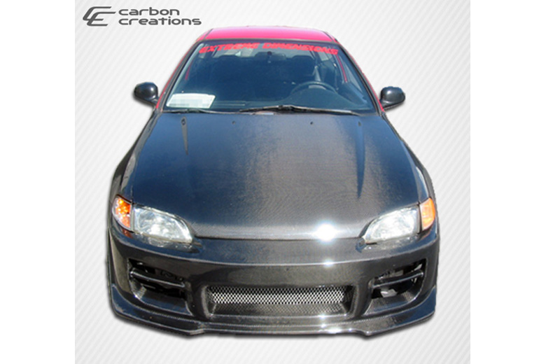 1995 Honda Civic Carbon Creations Hood