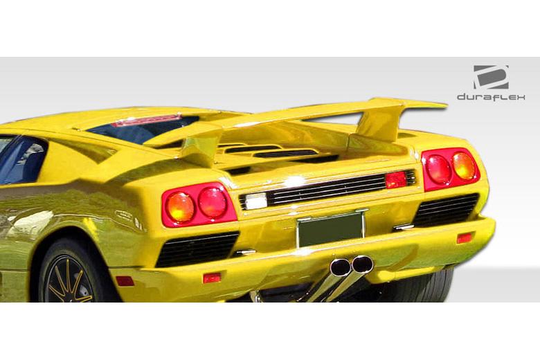 1998 Lamborghini Diablo Duraflex 1.0 Look Spoiler