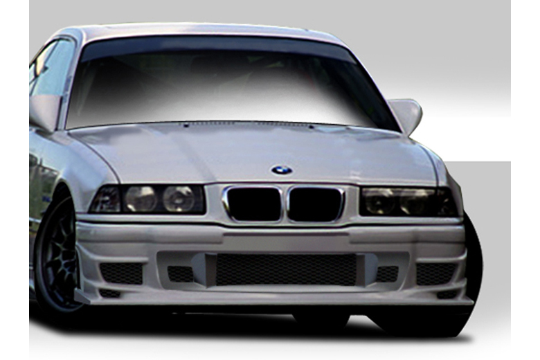 1992 BMW M-Series Duraflex Bomber Bumper (Front)
