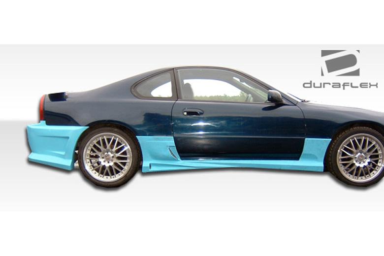 1995 Honda Prelude Duraflex Ballistic Sideskirts